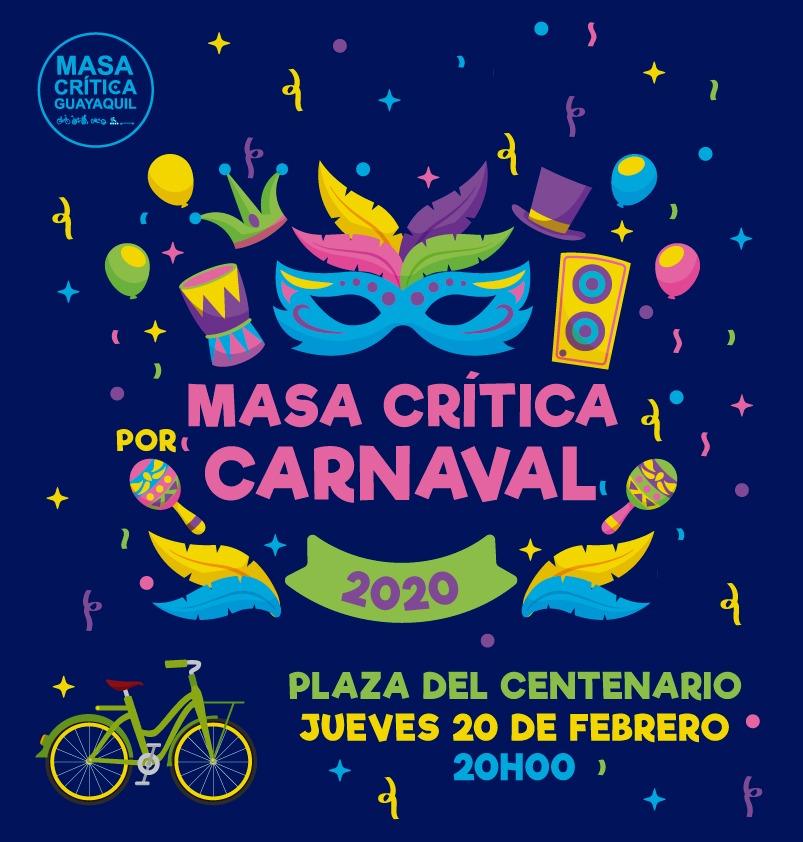 Masa Crítica carnaval 2020
