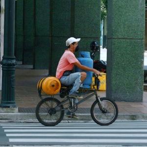 Delivery en bicicleta Guayaquil